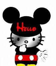 hello kitty version Disney