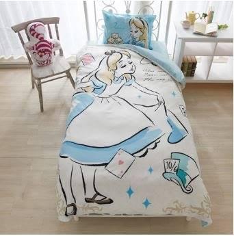 Des couvertures de Disney ! 🏯🛏️