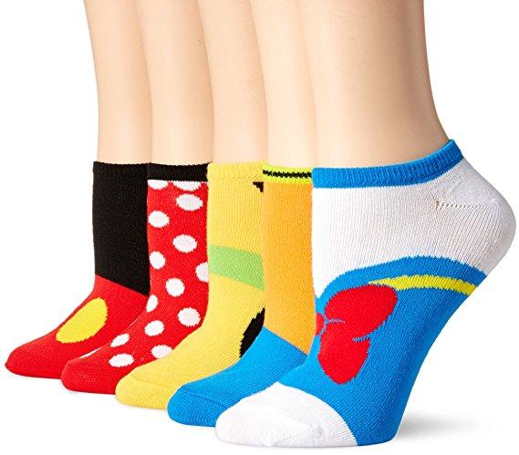 Disney Women' S CLASSIC 5-pack pas de chaussettes