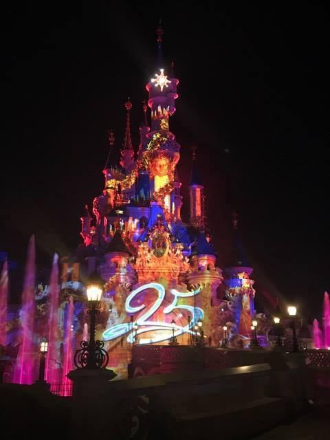 le parc Disney