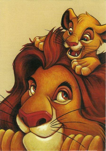 l'amour d'un père et son fils
