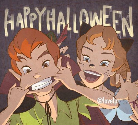 joyeux Halloween en retard