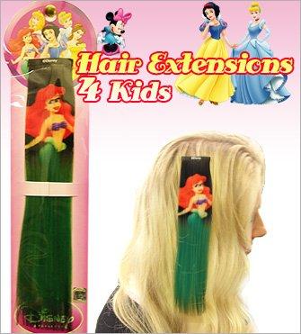 bonsoir que pensez-vous des extensions de cheveux version Princesses Disney ?