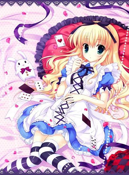 Alice au paye des merveille