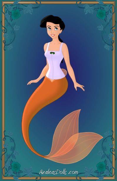nos princesse en sirène