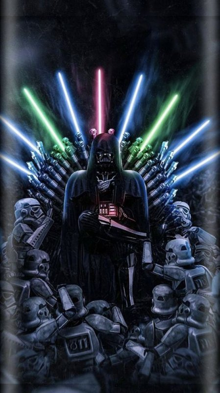 star wars mélange a game of throne