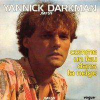 Yannick Darkman / comme un feu dans la neige