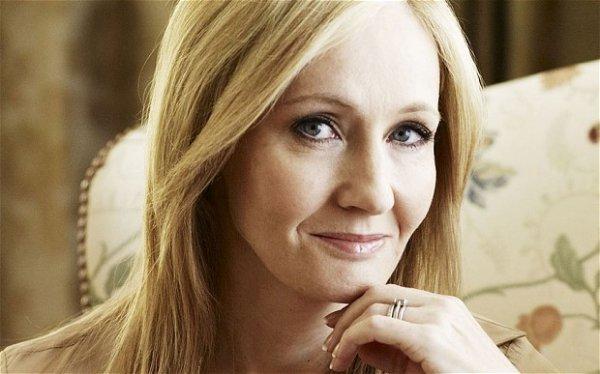 J.K.Rowling, celle qui m'a appris à rêver.