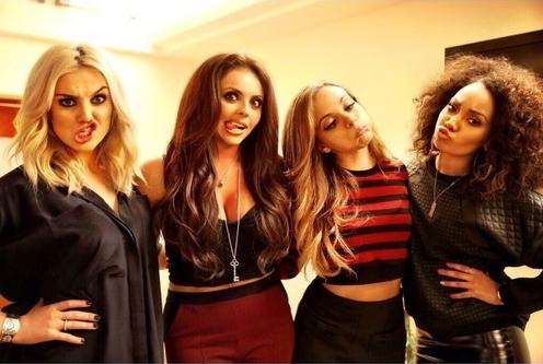 Parce que les Little Mix sont parfaites et talentueuses ! Mixer, kiffez et remixez !!