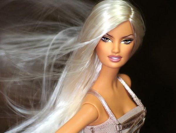 barbie versace acheté sur ebay
