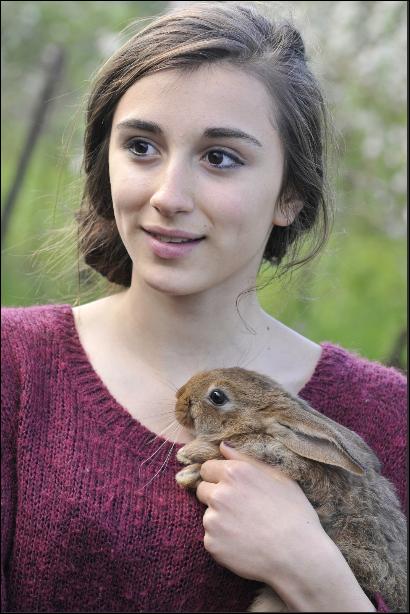 ♥♥Mon petit lapin♥♥