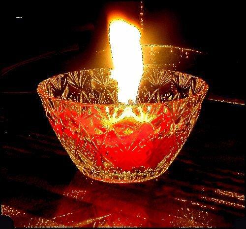 mémère plus tard nous iront aussi bruler une bougie pour toi a chapelle notre dame des affligés de Jumet