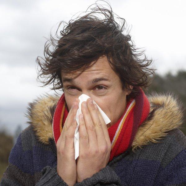 desoler pas bien gros rhume