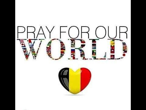 Hommage à la Belgique suite aux attentats du 22 mars 2016