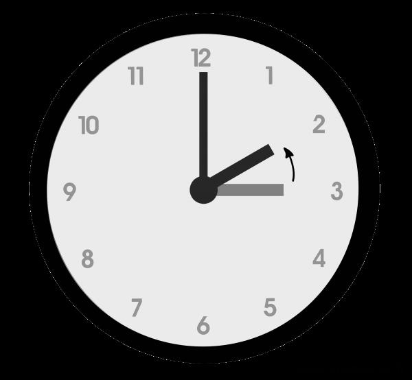 n'oublier pas de chamger heure samedi +1 a 2h sera 3h