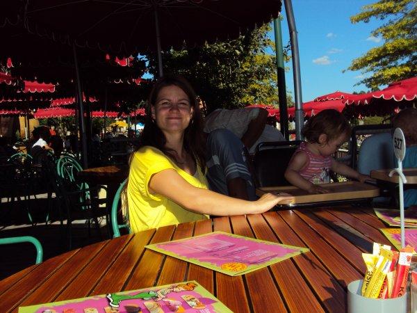 anniversaire theo  au parc asterix