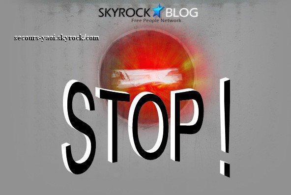 Secours-Yaoi  |   Contre la désactivation des skyblogs !