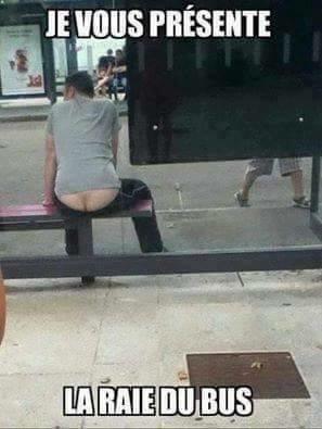 Il est pas beau cet arrêt de bus mdr