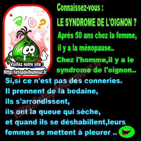 Sacré syndrome lol