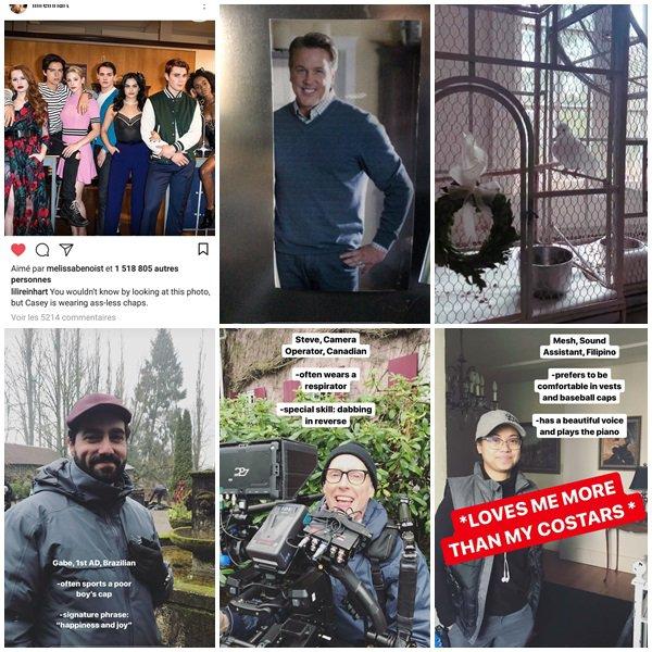 19 Janvier 2018 - Camila est sur le tournage de RIVERDALE à VANCOUVER, CANADA