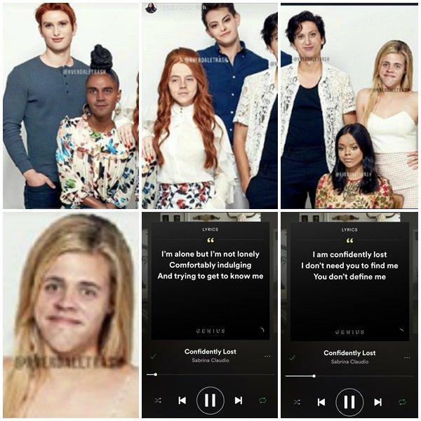 """Nouveau still promotionnel du prochain épisode de #Riverdale le 2x14 intitulé """"The Hills Have Eyes"""""""