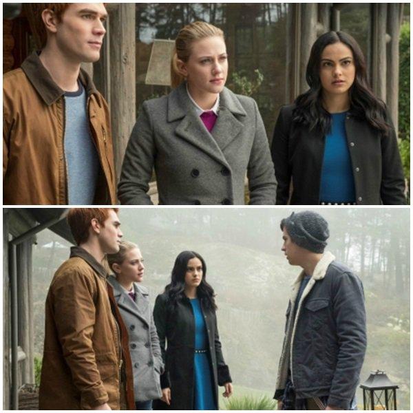 """Nouveaux stills promotionnels du prochain épisode de #Riverdale le 2x14 intitulé """"The Hills Have Eyes"""""""