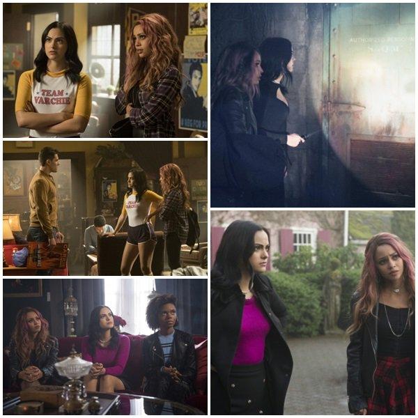 """Photos promotionnelles et vidéos de l'épisode 2x17 de #Riverdale """"The Noose Tightens"""""""