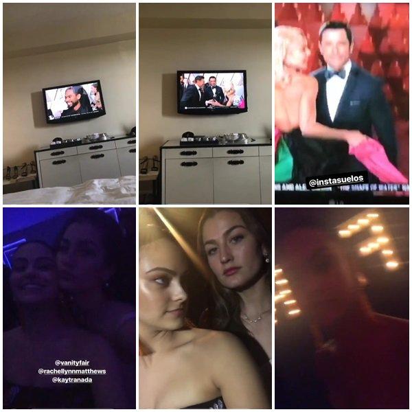 4 Mars 2018 - Camila était au VANITY FAIR OSCAR PARTY à BEVERLY HILLS, CA