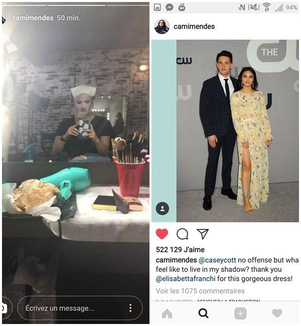 17 Mai 2018 - Camila était au CW NETWORK UPFRONT PRESENTATION à NEW YORK