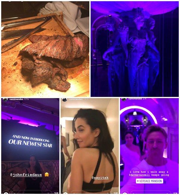 18 Mai 2018 - Camila fête sa collaboration avec JOHN FRIEDA HAIR CARE à MIAMI