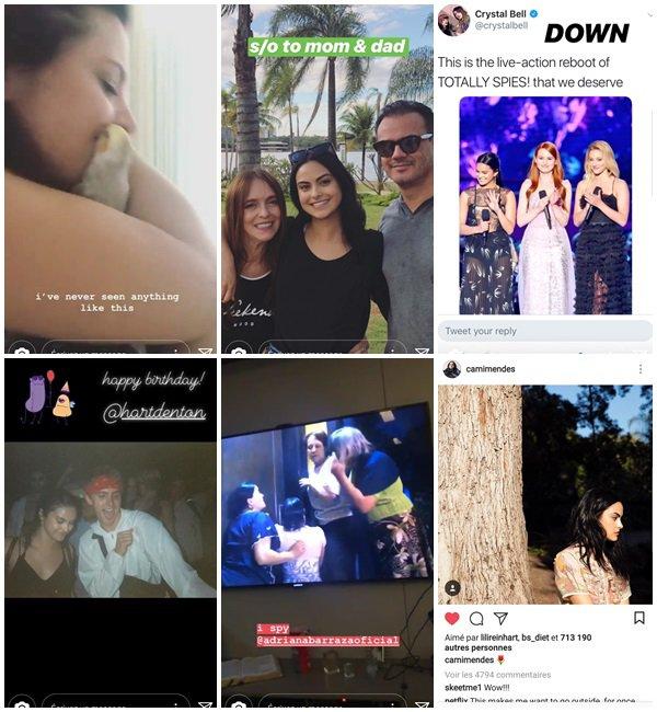 16 Juin 2018 - Camila était au MTV MOVIE AND TV AWARDS  à SANTA MONICA, CALIFORNIE