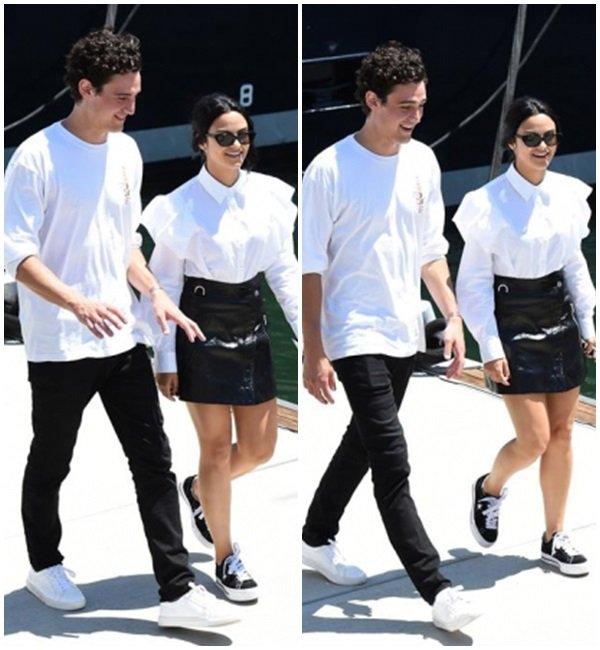 21 Juillet 2018 - Camila a assistée au Comic Con à San Diego avec le cast de Riverdale.