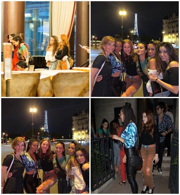 2 Juin 2019 - Camila était à la #RIVERCON2 à Paris