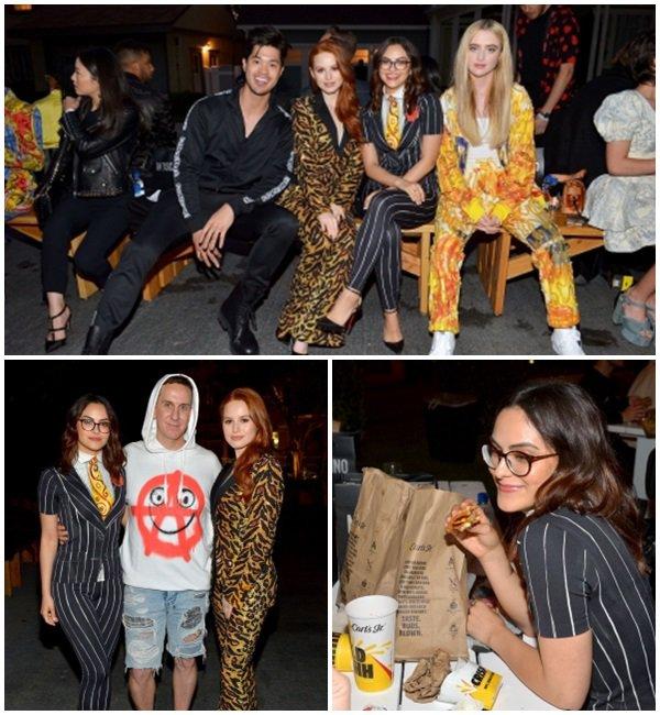 7 Juin 2019 - Camila était au Moschino Spring/Summer 2019 au Universal Studios Hollywoodà Universal City