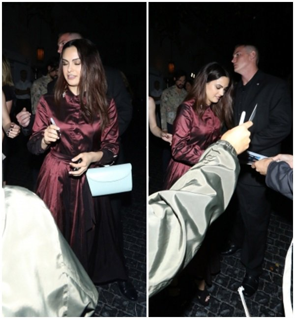 11 Juin 2019 - Camila Mendes était à l'événement Max Mara Women in Film Celebration à Los Angeles