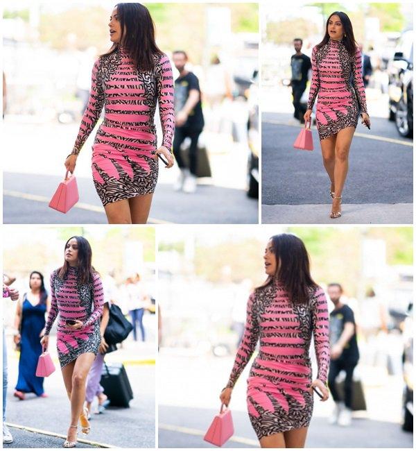 22 Juin 2019 - Camila était au POPSUGAR PlayGround 2019 à New York