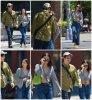 26 Juin 2019 - Toujours à New York, Camila et son petit-ami Charles Melton ont été aperçus se baladant dans les rues de downtown Manhattan