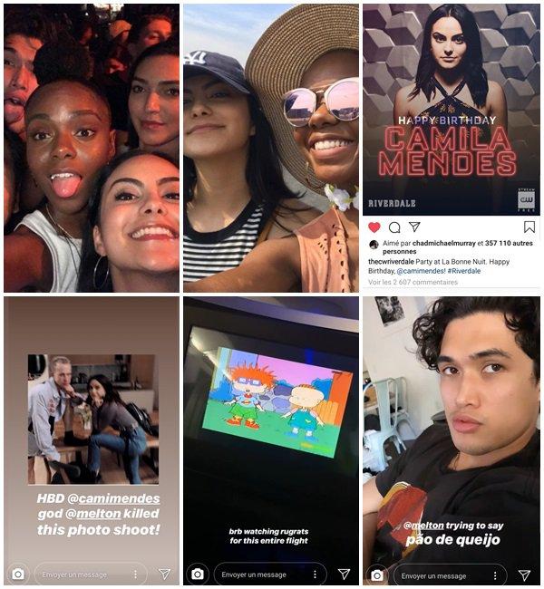 27 Juin 2019 - Camila et Charles se promènent dans les rues de New York