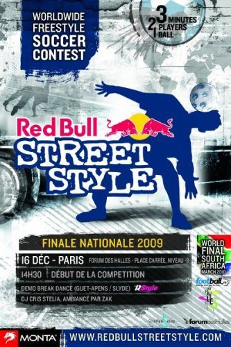 STYLLBALL Freestyle Soccer