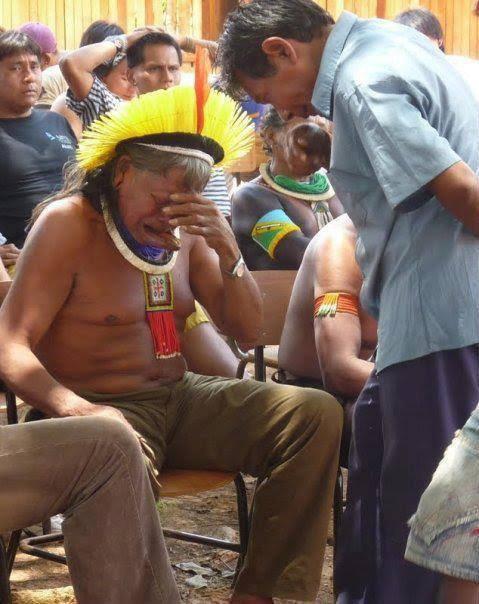 LIBERTE EGALITE FRATERNITE HELP RAONI para AMAZONIA LIBERDADE IGUALDADE FRATERNIDADE