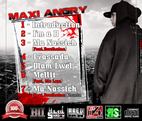 "Maxi ""ANGRY"" En Telechargement !!"