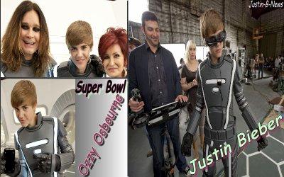 Justin Bieber / Ozzy Osbourne