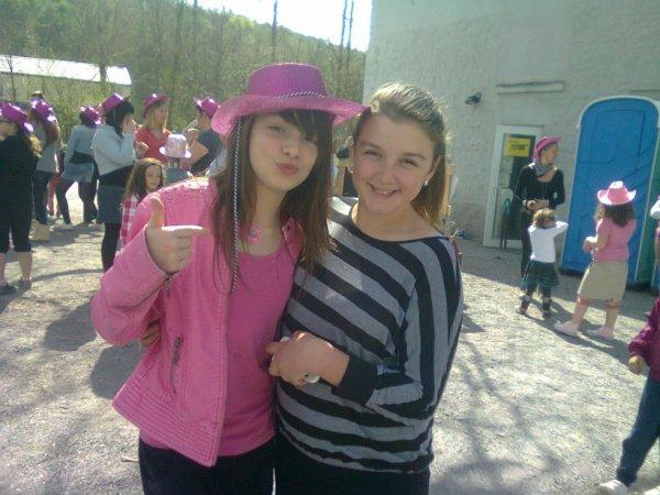 moi et Noémie