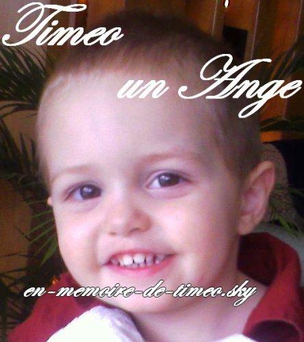 Timéo un Ange dans le Ciel
