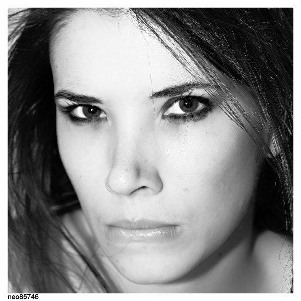 suite 3 portraits - noir et blanc