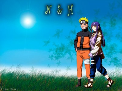 naruto & hinata love