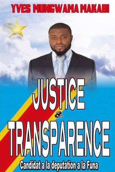 YVES MUNGWAMA MAKABI FUTUR DÉPUTÉ DE LA JEUNESSE CONGOLAISE A LA FUNA (RD CONGO) KINSHASA