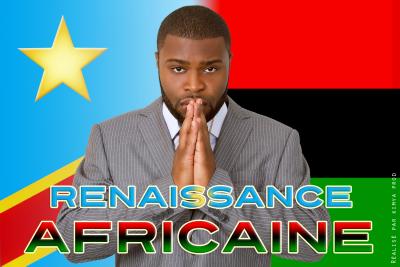 RENAISSANCE AFRICAINE AU COEUR DE L'AFRIQUE LA RD CONGO