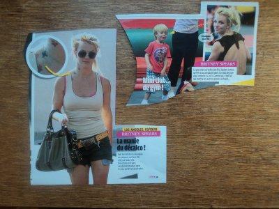 """Britney dans """"Public"""""""