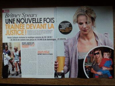 "Britney dans ""magazine people"""